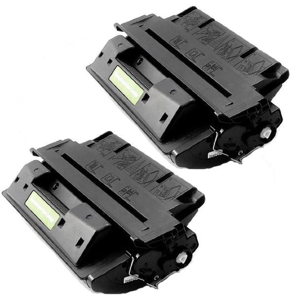 2PK Compatible C4096A (HP 96A) Black Toner Cartridge For HP LaserJet 2100, 2100SE (Pack of 2)