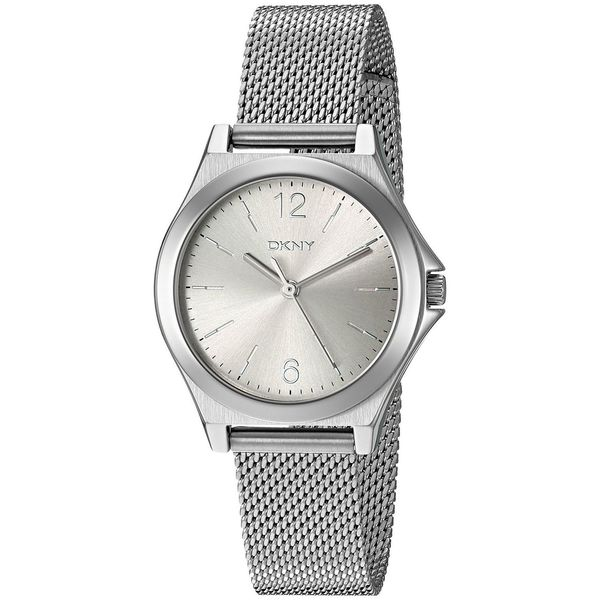 DKNY Women's NY2488 'Parsons' Stainless Steel Watch