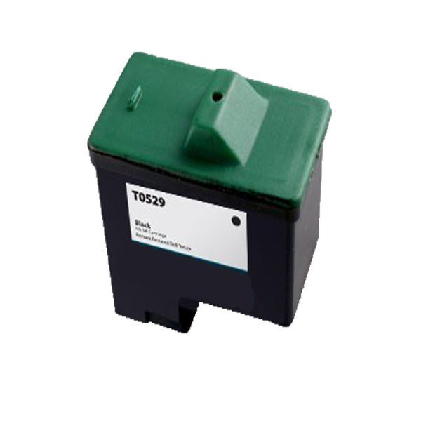 1PK Compatible T0529 Black 10N0016 Ink Cartridge For Dell Photo 720 A920 ( Pack of 1 )