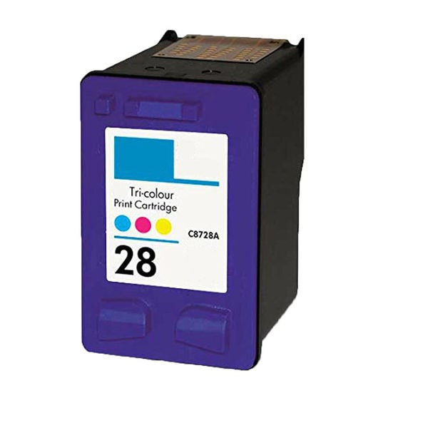 1PK Compatible HP C8728A (HP 28) Ink Cartridge For HP Deskjet 3320 3322 3420 ( Pack of 1 )