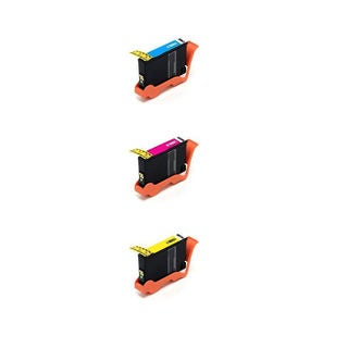 3PK Compatible Lexmark 150XL C M Y Ink Cartridge For Lexmark Pro715 ink Pro715 Pro915 ink Pro915 S315 ink S315 ( Pack of 3 )
