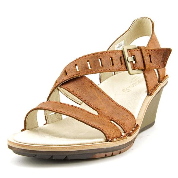 Merrell Women's Sirah Lattice Leather Sandals