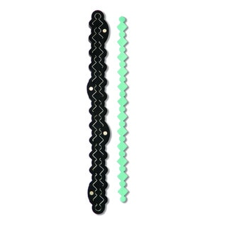 Sizzix® Movers & Shapers Magnetic Die - Bracelet, Beaded Chain by Jill MacKay®