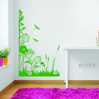 Style and Apply Spring Meadow Vinyl Wall Decal