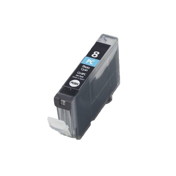 1PK Compatible CLI-8PC Ink Cartridge For Canon PIXMA IP 5200R 6600D 6700D MP950 Pro 9000 ( Pack of 1 )