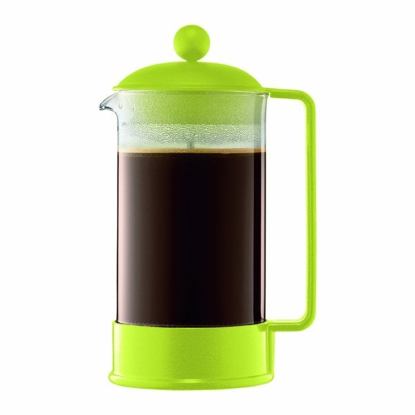 Bodum Brazil Green 1-liter 34-ounce French Press Coffeemaker
