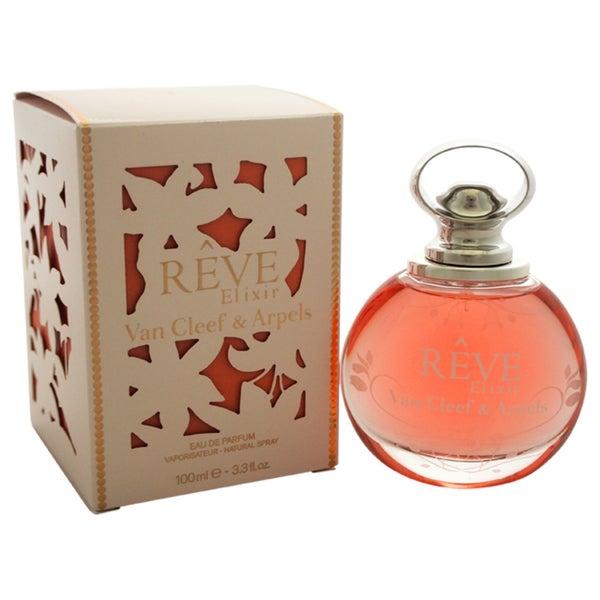 Van Cleef & Arpels Reve Elixir Women's 3.3-ounce Eau de Parfum Spray