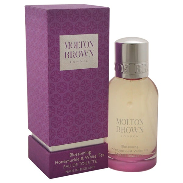 Molton Brown Blossoming Honeysuckle & White Tea Women's 1.7-ounce Eau de Toilette Spray