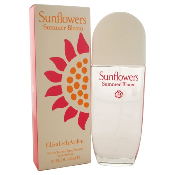Elizabeth Arden Sunflowers Summer Bloom Women's 3.3-ounce Eau de Toilette Spray