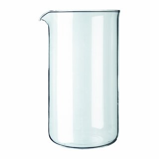 Bodum Glass 9-cup 1-liter Spare Carafe for French Press Coffee Maker