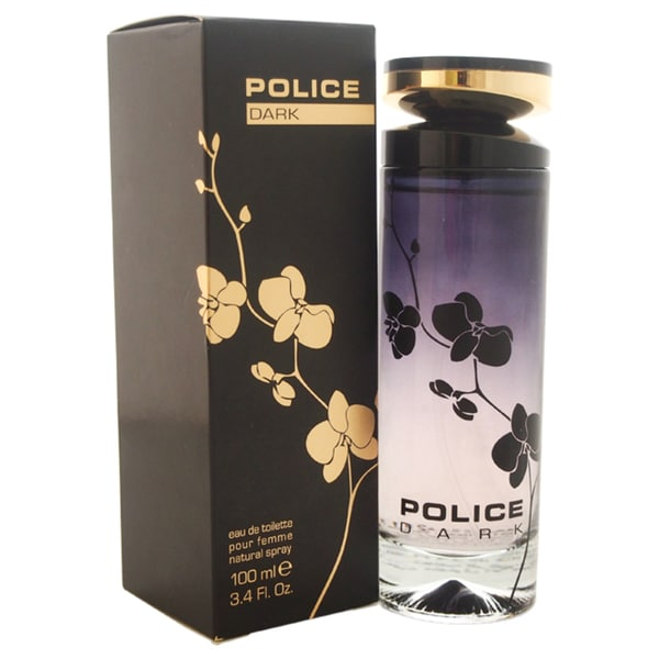 Police Dark Women's 3.4-ounce Eau de Toilette Spray