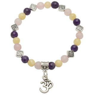Healing Stones for You Stress Release Intention Bracelet