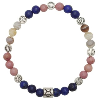Healing Stones for You Taurus Zodiac Bracelet