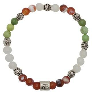 Healing Stones for You Cancer Zodiac Bracelet