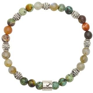 Healing Stones for You Sagittarius Zodiac Bracelet