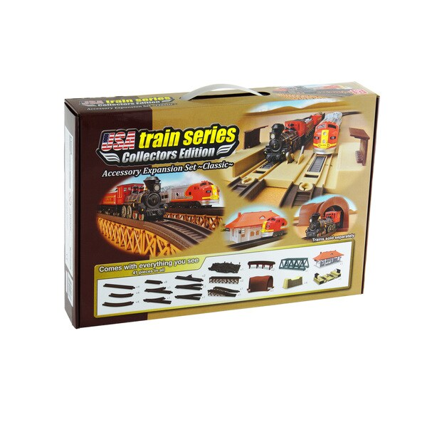 LEC USA Train Series Collectors Edition Multi-color Expansion Set