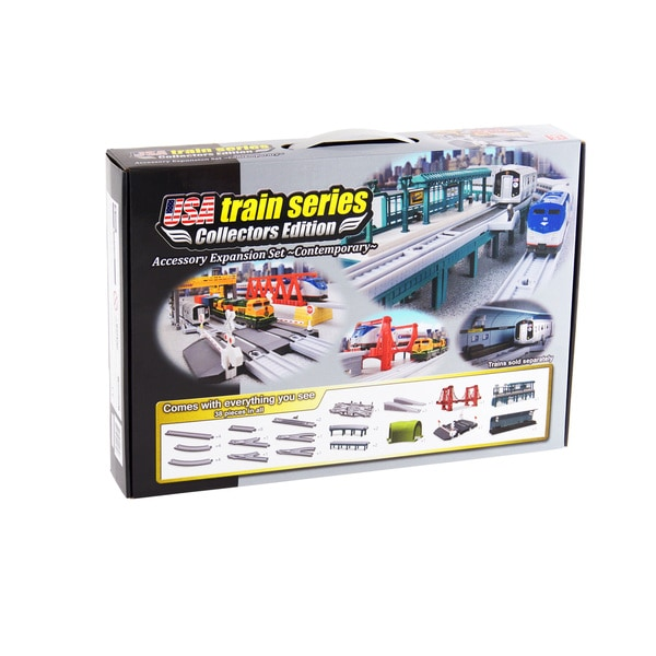 LEC USA Train Contemporary Expansion Set