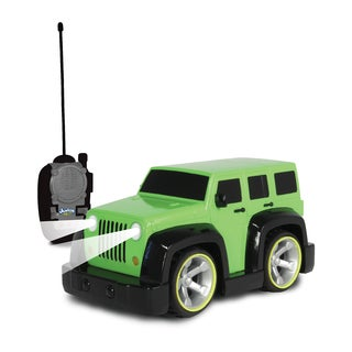 Nkok Junior Racers My First R/C Jeep Wrangler Unlimited