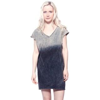 AtoZ Women's Ombre Pear Shaped Dress