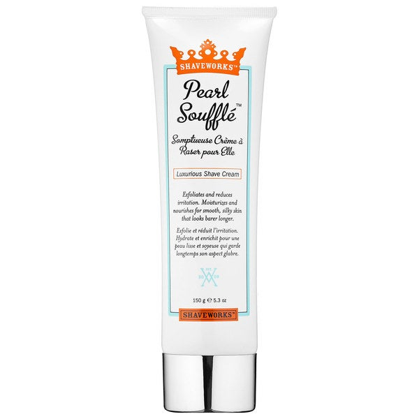 Shaveworks Pearl Souffl 5.3-ounce Shave Cream