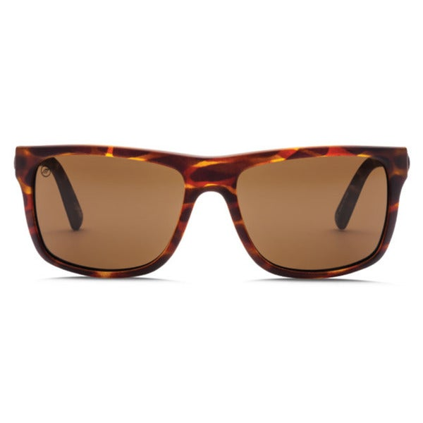 Electric Swingarm Men's/ Unisex Polarized/ Rectangular Sunglasses