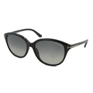 Tom Ford Women's TF0329 Karmen Rectangular Sunglasses