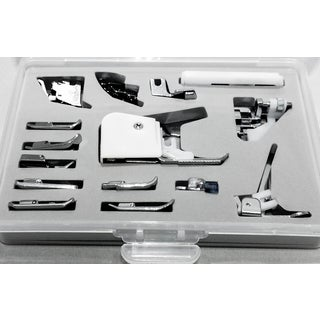 Premium 15-piece Standard Sewing Machine Feet Set
