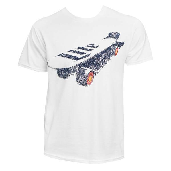 Miller Lite Men's Skateboard T-shirt