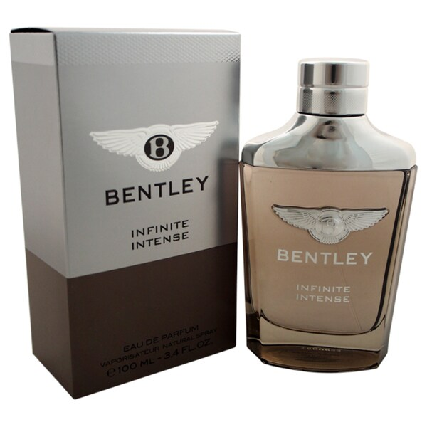Bentley Infinite Intense Men's 3.4-ounce Eau de Parfum Spray