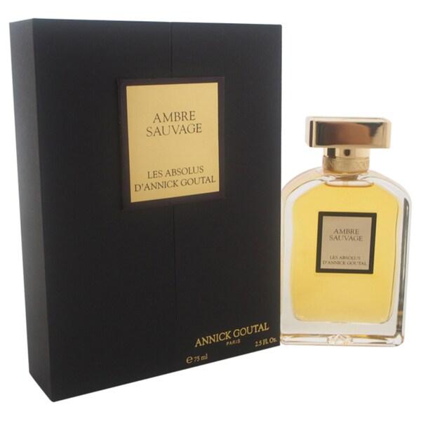 Annick Goutal Ambre Sauvage 2.5-ounce Eau de Parfum Spray