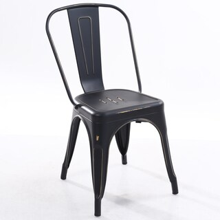 Edgemod Trattoria Dining Side Chair (Set of 4)