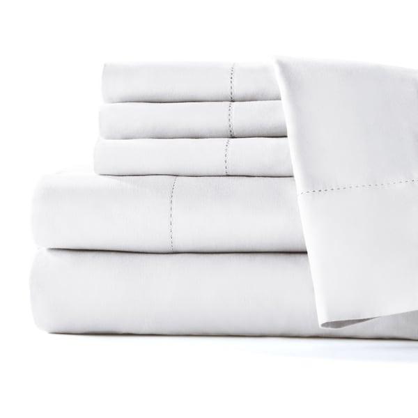 Home Fashion Designs Mira Collection 400-thread-count Cotton Sateen 6-piece Luxury Sheet Set