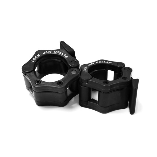 SteelBody Lock Jaw Olympic Collars