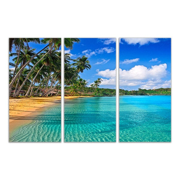 Beach Paradise Beautiful Destinations Wall Decor