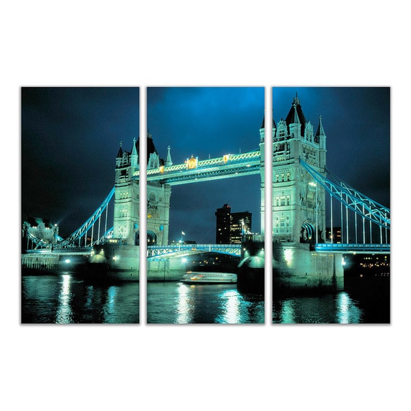 London Bridge Beautiful Destinations Wall Decor