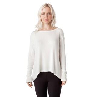 AtoZ Women's Cotton Hi/Low Top