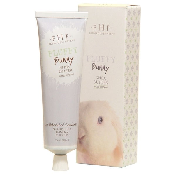 FarmHouse Fresh Fluffy Bunny Shea Butter 2.5-ounce Hand Cream