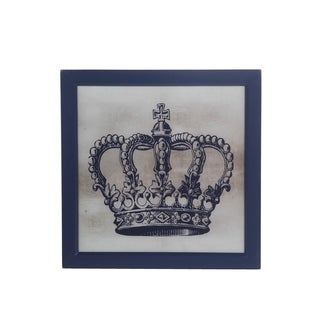 Privilege International Crown Wall Art