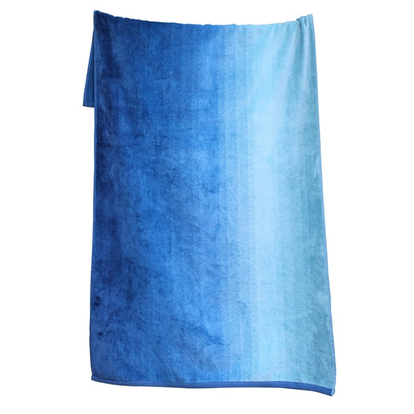 Cotton Yarn Dyed Oversized Beach Towels
