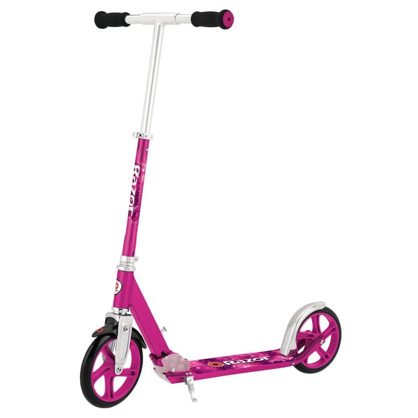 A5 Lux Scooter Pink