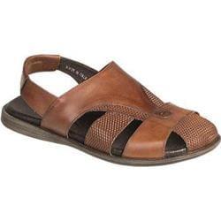 Men's Bacco Bucci Sean Sandal Tan Calf Leather