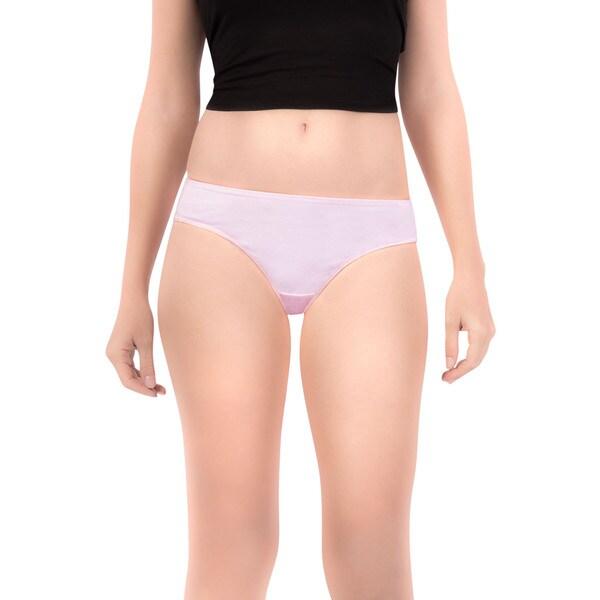 Amore Women's Cotton/Polyester Bikini Underwear