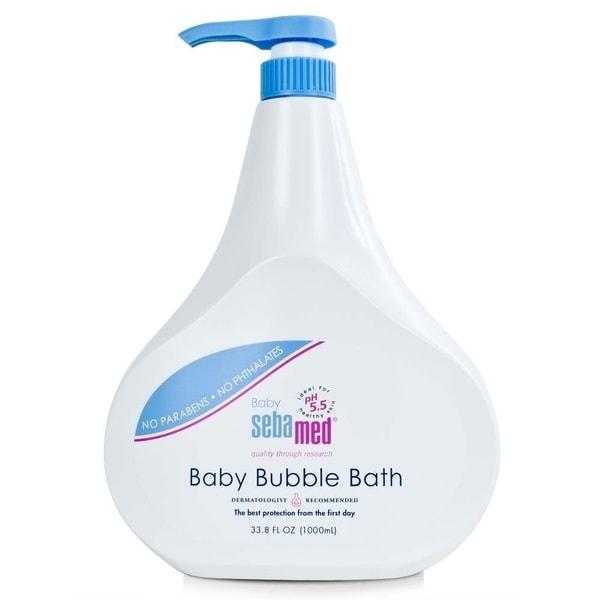 Sebamed 33.8-ounce Baby Bubble Bath