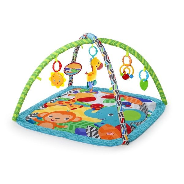 Bright Starts Zippy Zoo Activity Gym 19188766
