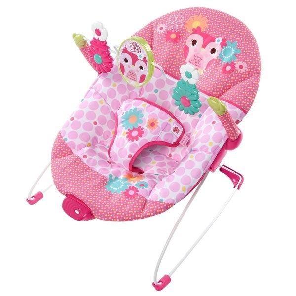 Bright Starts Happy Tweets Baby Bouncer