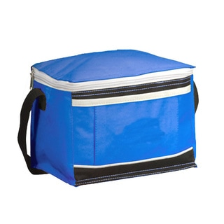 Goodhope Polyester 6-can Insulated Cooler Bag