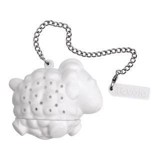 Tovolo White Plastic Sheep Tea Infuser