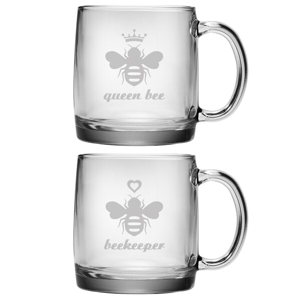 The Hive Coffee Mugs (Set of 2)