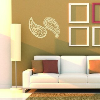 Style and Apply Oriental Ornaments Vinyl Wall Art Decal