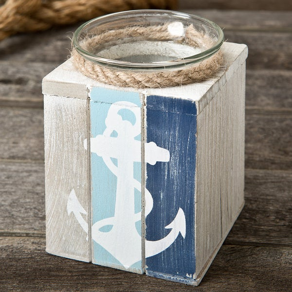 Anchor Design Candle Holder 19192556